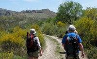 independent walking in alpujarras spain wildlife and walkers